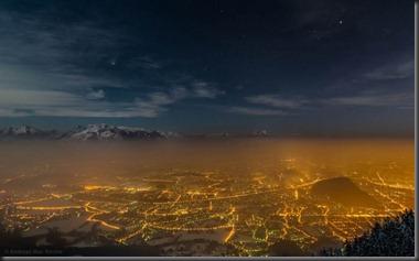 Stars over Salzburg