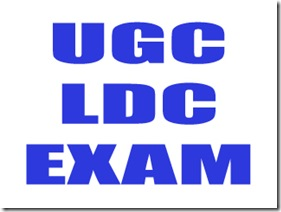 UGC LDC Exam Results 2013
