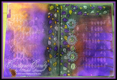 New Dylusions My Creative Journal Pages