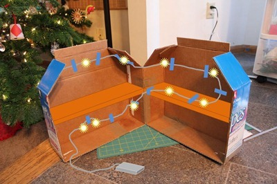 ikat bag the lights project dollhouse rh ikatbag com House Wiring Circuits Diagram Basic House Wiring Diagrams