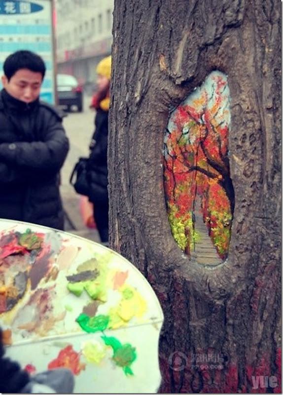 Arte nas árvores (10)
