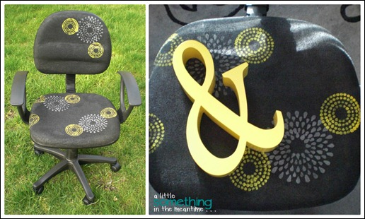 Inside vs outside chair