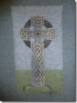 tapestry cross