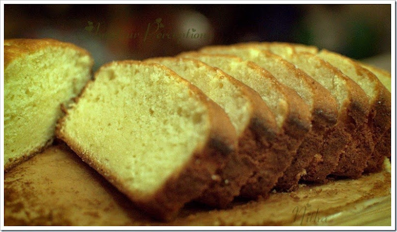 Cream Cheese Pound Cake 2