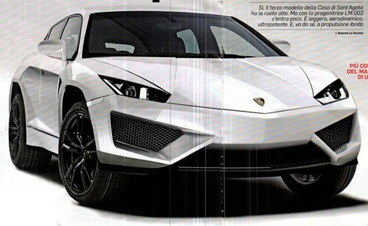 Lamborghini SUV Could Launch By 2017 Says CEO