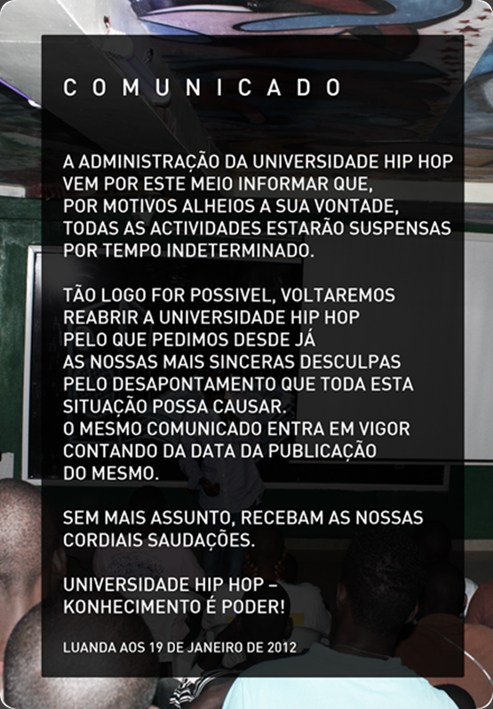 UNIVERSIDADE HIPHOP comunicado[5]