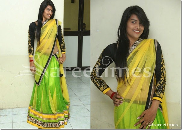 Green_Yellow_Half_Saree