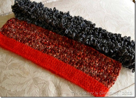 Cowl Scarves