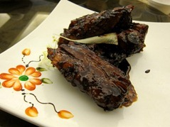 'Dong Po' Ribs with Honey Sauce