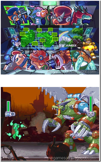 Download Megaman X4 PC Games [RIP, Full]