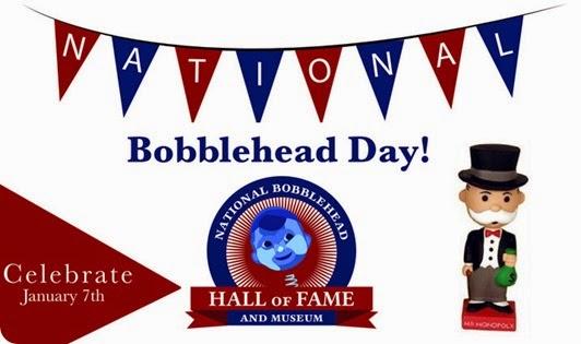 bobblehead day