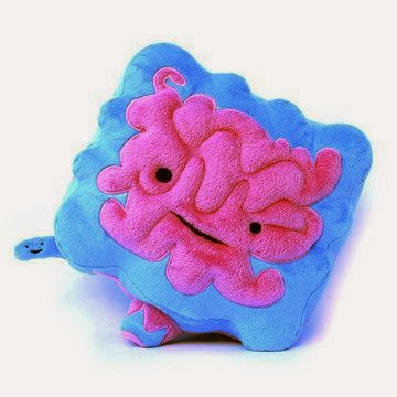 immense intestine plush