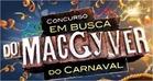 Gillette Brasil macgyver carnaval