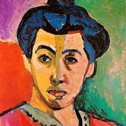01.- Matisse. Retrato de la raya verde