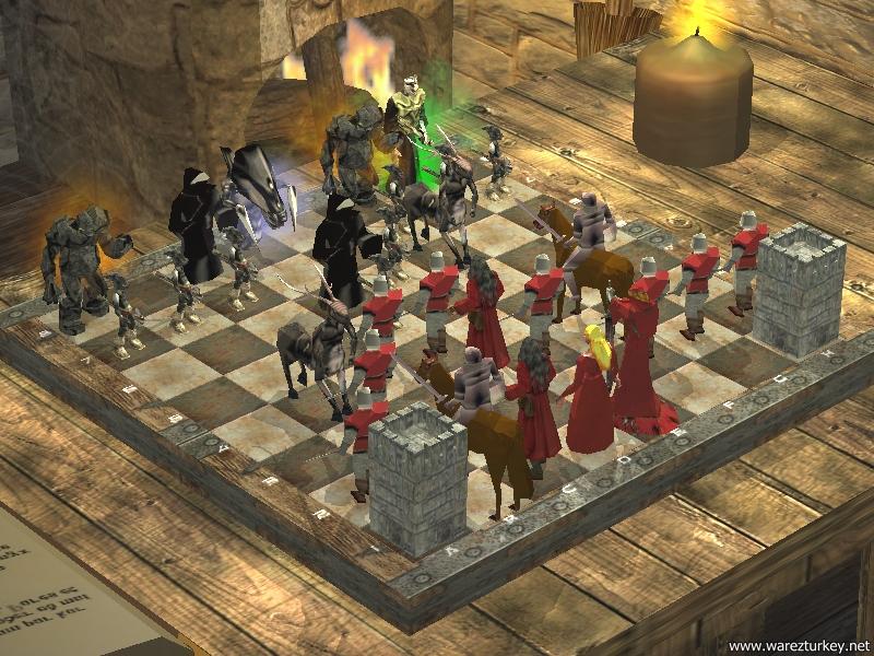 Chess3D v4.22 | 3D Satranç Oyunu