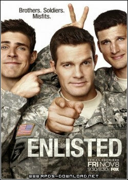 52d0c34a02d1c Enlisted S01E05 Legendado RMVB + AVI HDTV