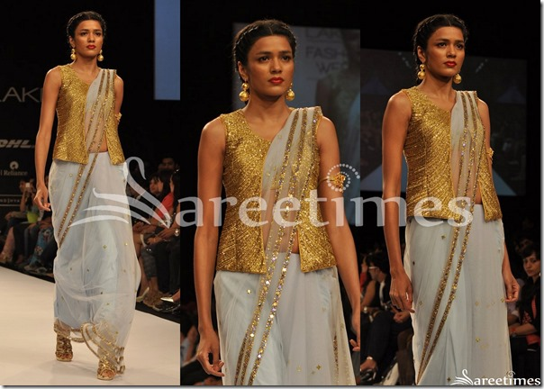 Shilpa_Reddy_Net_Saree
