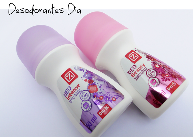 Desodorante Supermercado Dia