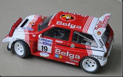 MG Metro Rally 5