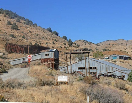Virginia City Mine
