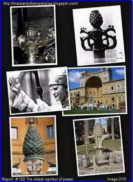 Power Symbol Artifact collage