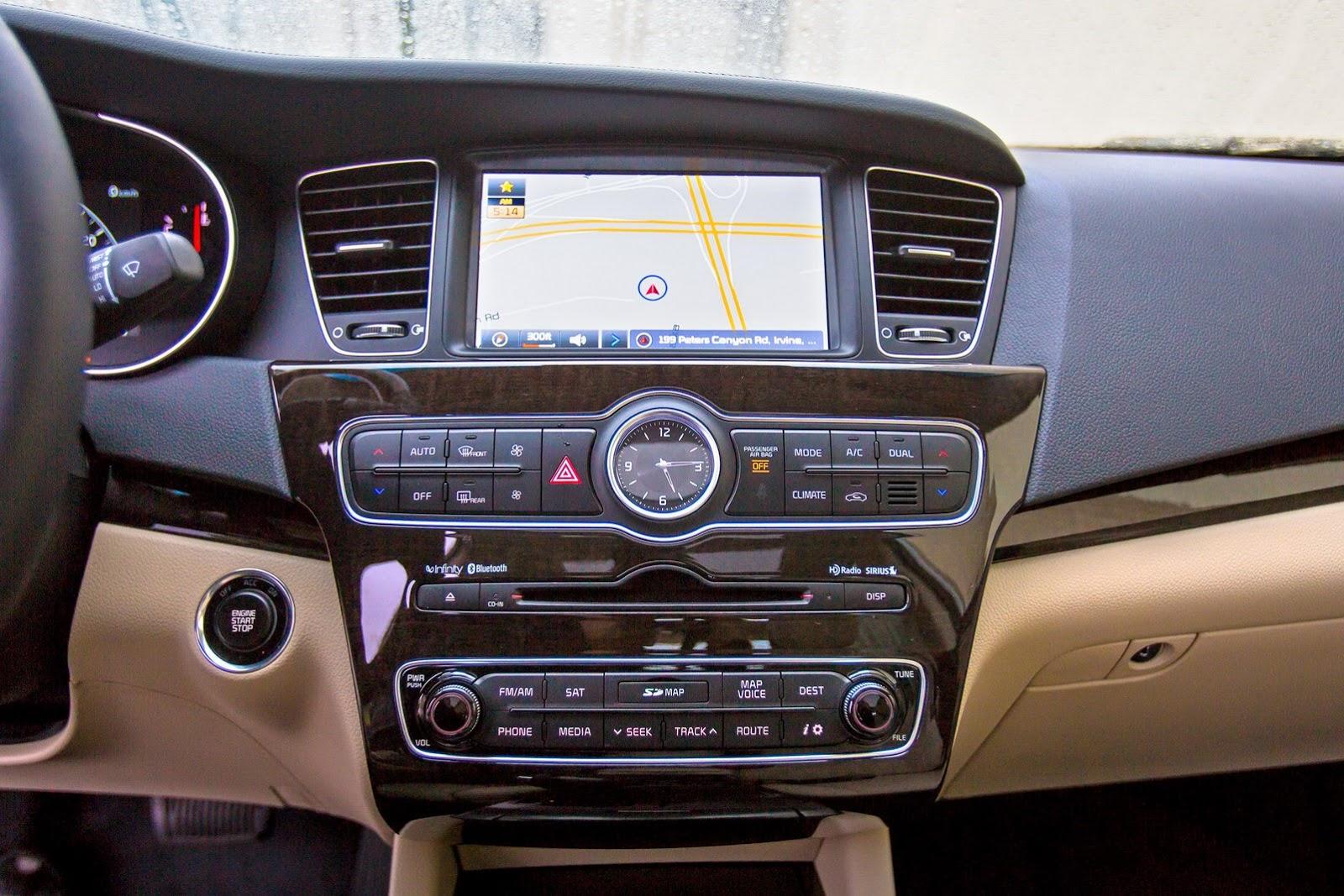 Discussione: [USA] Kia Cadenza Facelift (Foto Ufficiali)
