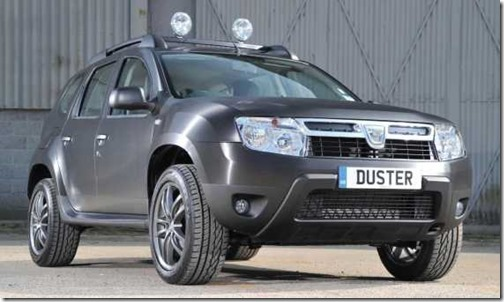 Dacia Duster Black Edition 03