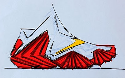nike lebron 11 xx design sketch 2 04 Complex Names NIKE LEBRON 11 as #1 Shoe of the Year for 2013