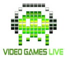 RJ e SP - Video Games Live 2012 - logo