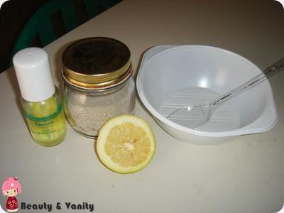 Ingredienti maschera purificante homemade
