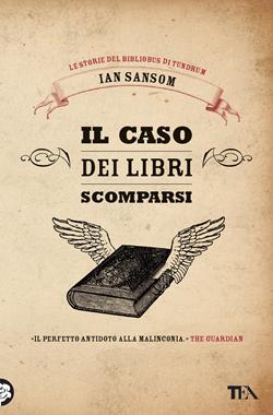 il caso libri scomparsi