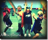 superhero boys by anitra elmore