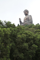 Budda on the hill