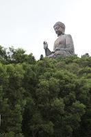 Budda on the hill