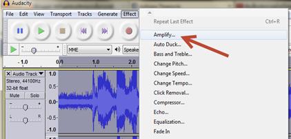 โปรแกรมตัดเสียงรบกวนจากการอัดเสียง