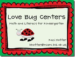 Love Bug Centers