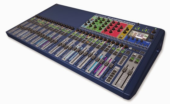 Soundcraft Si Expression 3 Angle 2048