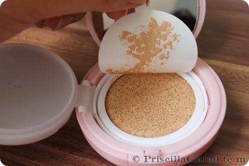 Priscilla Clara beauty blogger review Etude House Precious Mineral Any Cushion _11