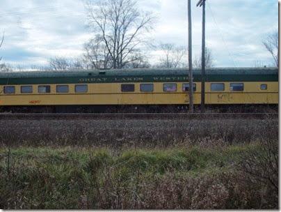 129 Mukwonago - Passenger Car