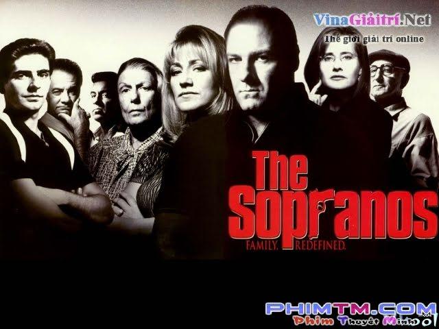 Gia Đình Sopranos :Phần 1 - The Sopranos Season 1