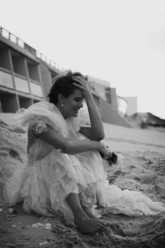 vogue paris april2012 isabeli fontana peter lindbergh 5