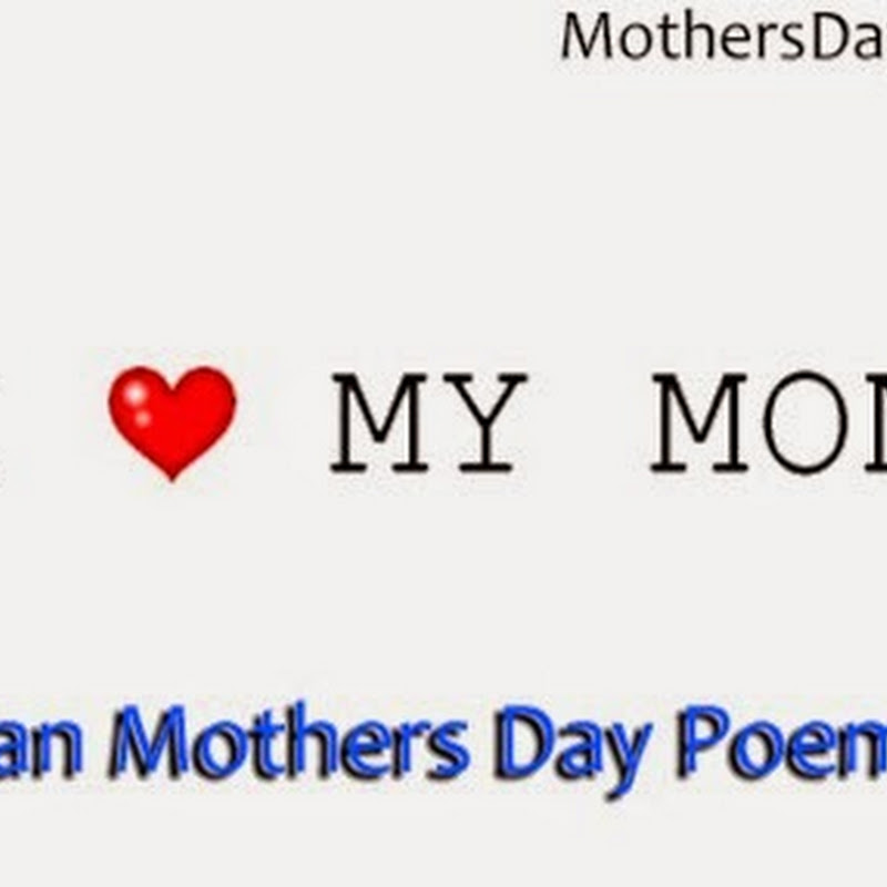 Christian Mothers Day Poems 2016 # Top 10+