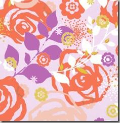 Weekend Saturday Pink by Erin McMorris for Free Spirit2