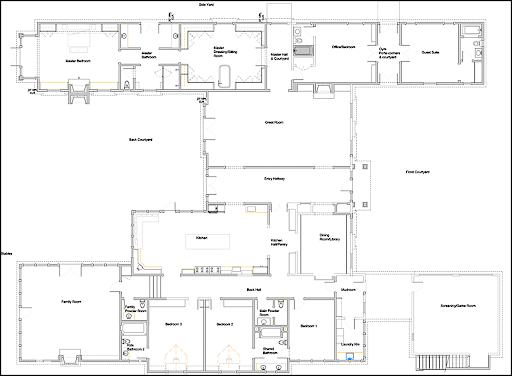 COTE DE TEXAS: Veranda's The House of Windsor - Cp Morgan Homes Floor Plans