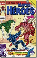 P00045 - Marvel Heroes #57
