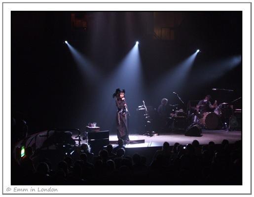 PJ Harvey Royal Albert Hall