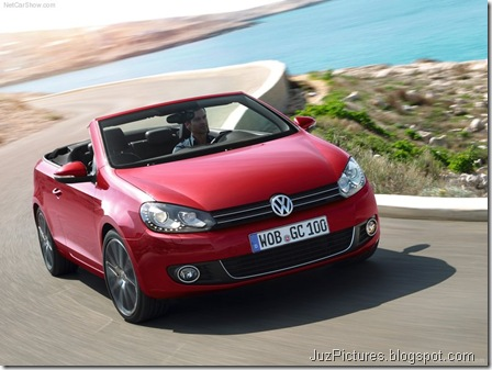 VW Golf Cabriolet1