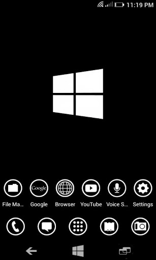 Windows 8 CM10/10.1/AOKP Theme v 1.4