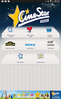 Screenshot of iCineStar