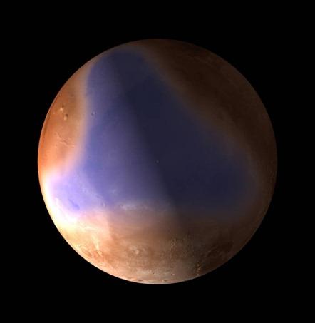 Marte mar